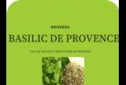 BEST QUALITY BASIL - ORIGIN FRANCE - PROVENCE